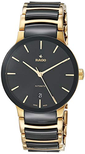 Rado Men's Centrix Stainless Steel Swiss Automatic Watch