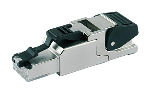 2 opinioni per Telegärtner MFP8 T568 A Cat.6A- wire connectors (Black, Silver, -40- 85 °C)
