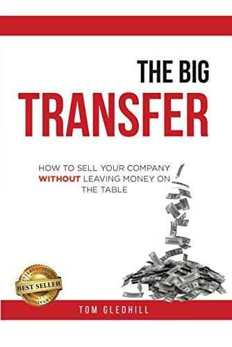 The Big Transfer by Tom Gledhill ebook deal