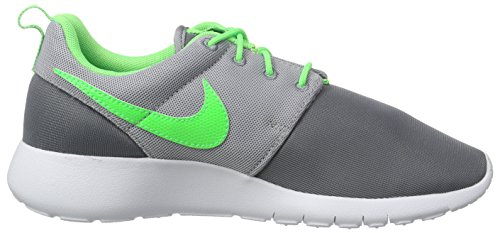 Grey Multicolore Ginnastica white Grey da Nike Gs Green Unisex wolf Roshe Strike One Cool Scarpe Bambino B86RH