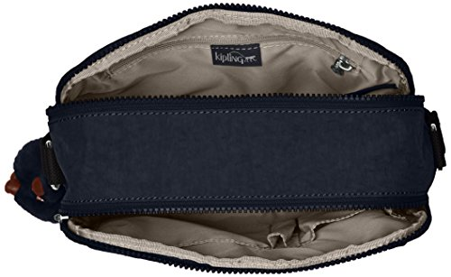 True Kipling Bag Benci Camera Blue womens Crossbody True Blue xU6gwvaOqU