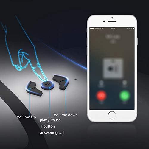 バーチャルリアリティのメガネ3D 3.5〜6.0インチのiPhone / Androidスマートフォンに対応 視聴覚統合 120°FOV,White,Package7