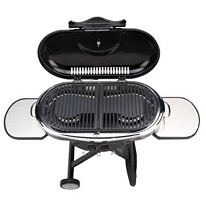 Coleman Roadtrip Outdoor Portable Gas Grill With 2 Burners