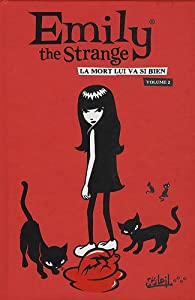 Emily the Strange, Tome 2 : La mort lui va si bien par Rob Reger