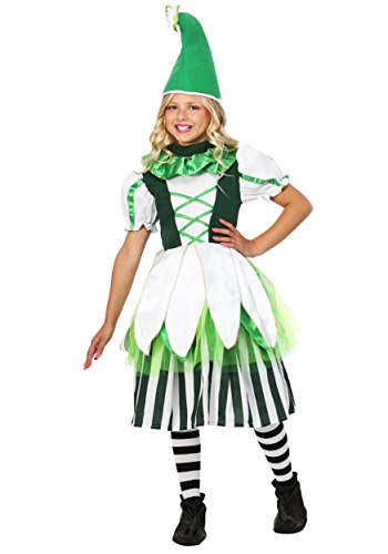 Child Deluxe Girl Munchkin Costume Medium]()
