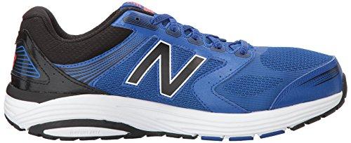 Nuovo Equilibrio Mens 560v7 Ammortizzazione Scarpa Da Corsa Blu / Nero