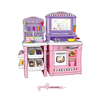 Amazon.com: Oz Toy BL101A, Super Chef Junior Kitchen Play ...