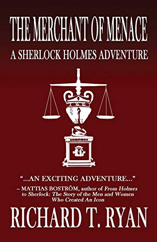 The Merchant of Menace: A Sherlock Holmes Adventure