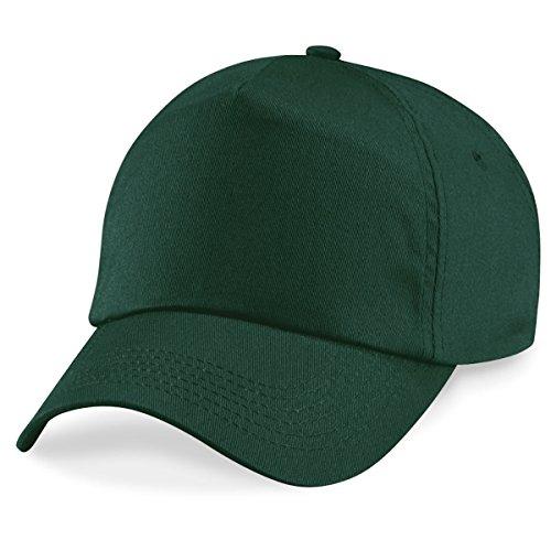 5 Verde Gorra Original Beechfield Oscuro qtfR5Ewx
