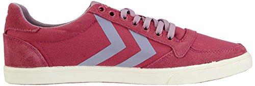 Pink 4492 SL Sneakers LO Malaga Damen hummel PASTELS STADIL 7SnqOU
