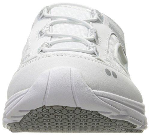 Ryka Frauen Tisza Athletic Sandale Weiß / Silv
