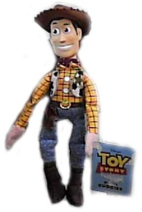 "Toy Story Mini Buddies – Woody 6 ""peluche Beanie"