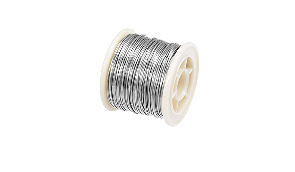 0.8mm AWG20 Heating Resistor Wire Nichrome Wires for Heating Elements 82ft.