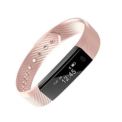 Reloj de pulsera reloj de fitness Con podómetro Soxy de pantalla táctil