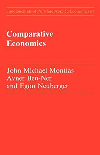 Comparative Economics (Fundamentals of Pure & Applied Economics)