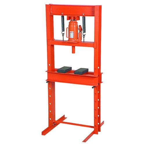 (12 Ton Hydraulic Shop Press)