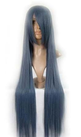 Naruto Hyuuga Hinata Long Wig Costume Cosplay Party Wig Jf010085