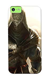 New Arrival Assassin Creed Revelations Juqqox-1039-gbspmuv Case Cover/ 5c Iphone Case