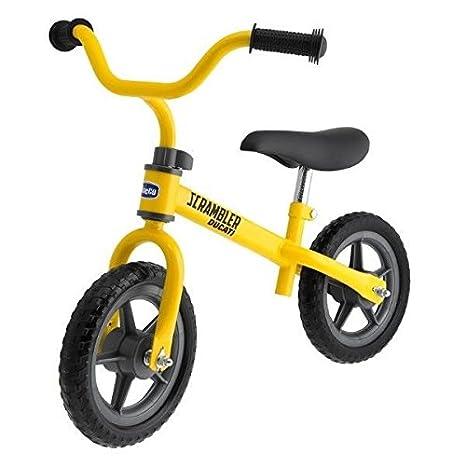 Chicco 171604 Gioco Balance Bike Scrambler Ducati
