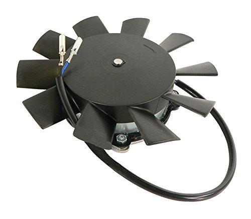 Db Electrical Rfm0002 Radiator Cooling Fan Motor Assembly For Polaris Atv,350L 400L Big Boss Magnum,Scrambler 500, Sportsman 500 96 97 98 99 1996 1997 1998 1999,4170009, 4170011, 4170013, 99-2126