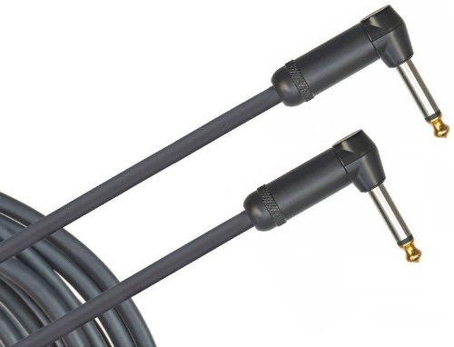 Planet Waves American Stage Instrument Cable, Dual Right Angle, 20 feet