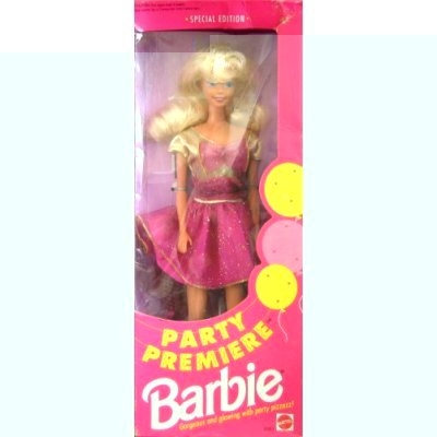 Barbie isn't just a doll – design limited edition.