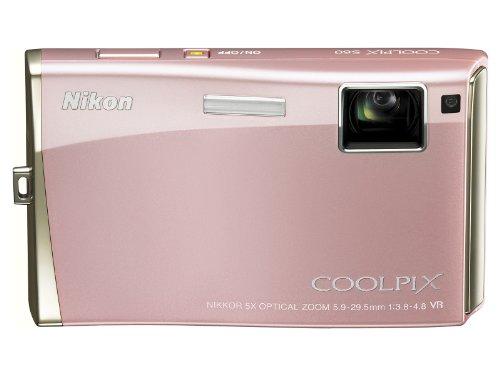 Nikon デジタルカメラ COOLPIX (クールピクス) S60 ロイヤルピンク COOLPIXS60PK