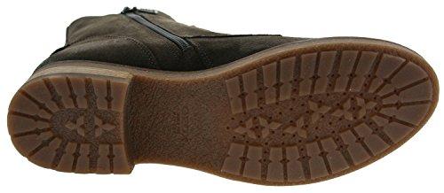 Geox Virna - Botas de Piel para mujer marrón marrón marrón
