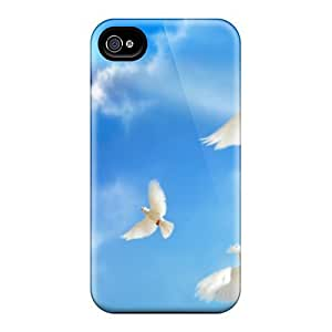 Tpu DQaEctH1138mCqyk Case Cover Protector For Iphone 4/4s - Attractive Case