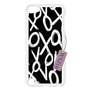 OVOXO Back Case Cover for Ipod Touch 5,diy OVOXO case cover