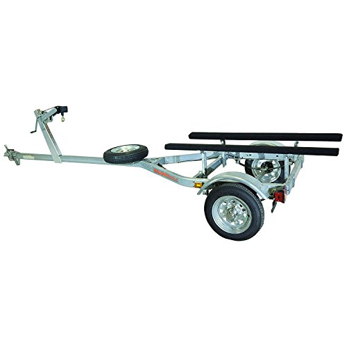 Package Boat Jon (Malone MicroSport Jon Boat Trailer Package with Winch & Bow Stop)