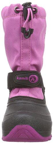Kamik Waterbug5G - Botas de nieve, talla: 38, color: Morado Rosa (Wild Orchid/PNK)
