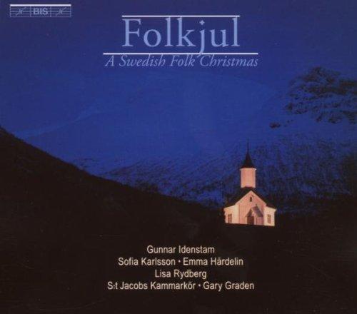 Price comparison product image Folkjul: A Swedish Folk Christmas by GRUBER FRANZ XAVER / IDENSTAM