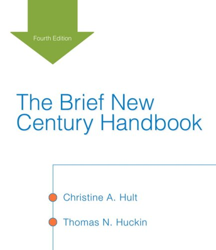 Brief New Century Handbook, The (4th Edition) (MyCompLab Series)