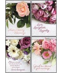 Lasting Love - KJV Scripture Greeting Cards - Boxed - Anniversary