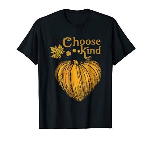 Choose Kind Anti Bullying Halloween T