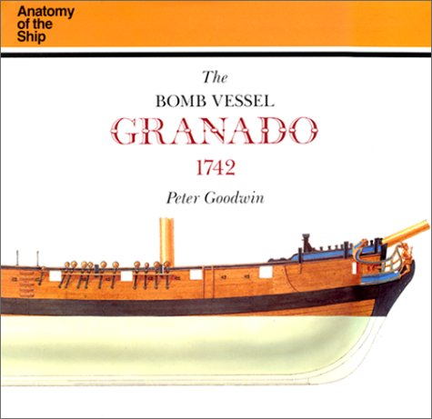 The Bomb Vessel Granado 1742 Anatomy Of The Ship Peter Goodwin