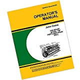 John Deere Van Brunt Fb Fertilizer Grain Drill Owners Operators Manual Service with Instructions for Operating Maintenance and Adjustments