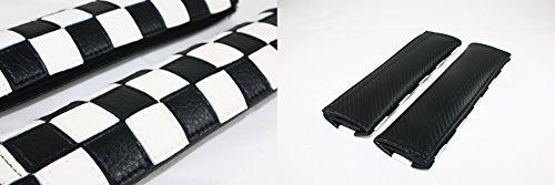 Buy mini cooper seatbelt covers