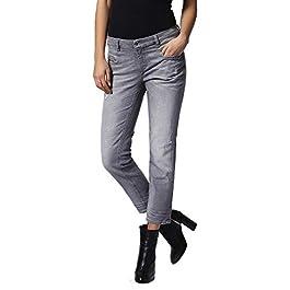 Diesel Belthy-Ankle 0853H Women Jeans Slim Straight