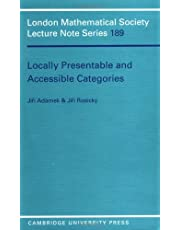 Locally Presentable and Accessible Categories: 189