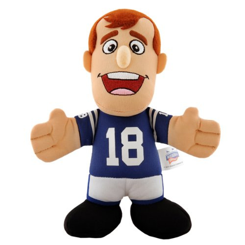 NFL Indianapolis Colts Peyton Manning 7-Inch Plush Doll