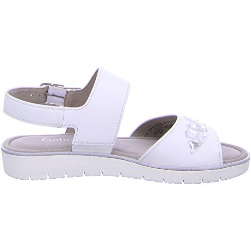 Gabor Hoshi Women's White Hoshi Sandals Gabor qqHfUz