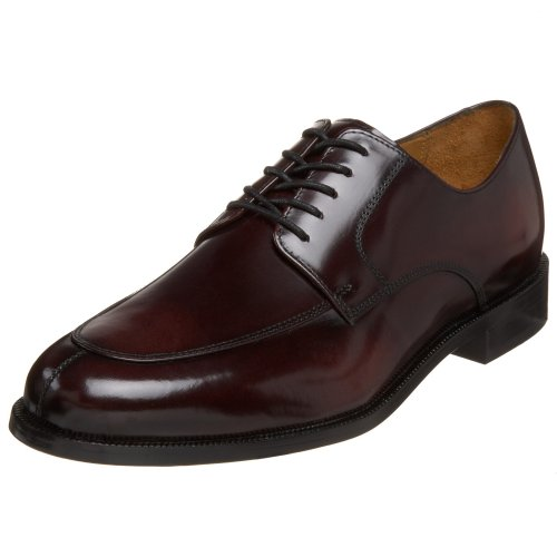 Cole Haan Men's Air Carter Split Toe OxfordBurgundy10 M (Split Toe Oxfords)