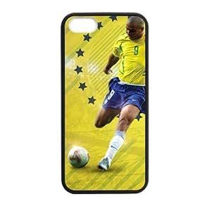 customize diy iPhone 5 Case, [soccer player] iPhone 5,5s Case Custom Durable Case Cover for iPhone5 TPU case ka ka case