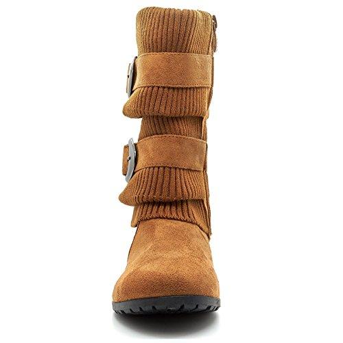 Femme Peau Bottes Footwear Cmupw Souples London fqpRxS