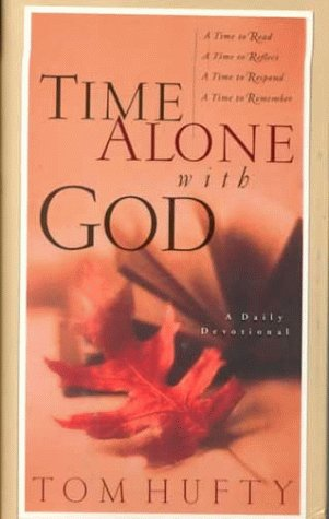Time Alone With God: A Daily Devotional by Albury Pub