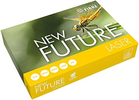 New Future Laser Kopierpapier A5 80g hochweiß 150 CIE