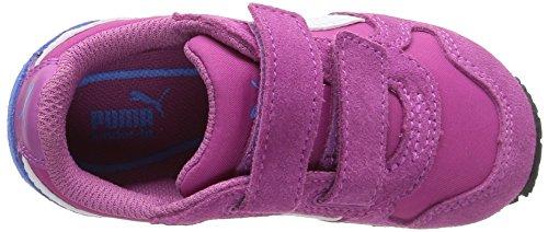 Puma St Runner Nl - Zapatillas para bebés Morado - Violet (Meadow Mauve/White/Marina Blue)