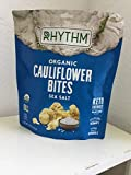 Rhythm Organic Cauliflower Bites - Sea Salt 5.75